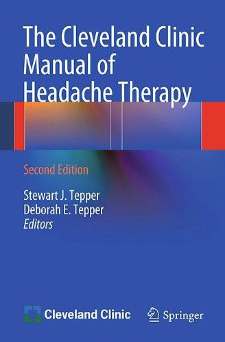 The Cleveland Clinic Manual of Headache Therapy (2e) [eBook]