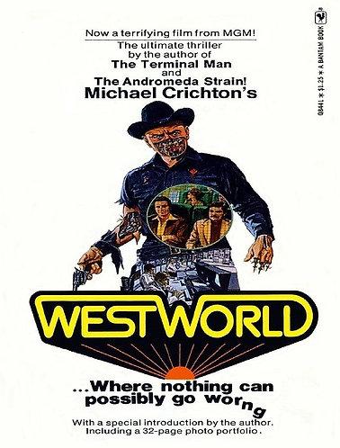 Westworld by Michael Crichton (1974) Movie Script / Screenplay [eBook]
