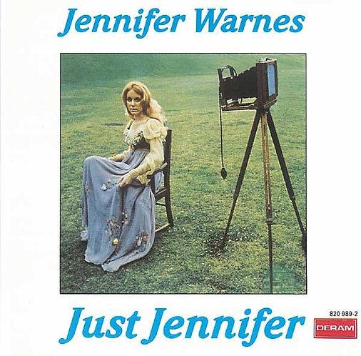 Jennifer Warnes – Just Jennifer (Rare Compilation Album) [MP3 320]