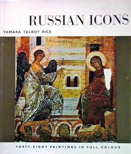 Russian icons (Spring art books) by Tamara Talbot Rice [PDF]