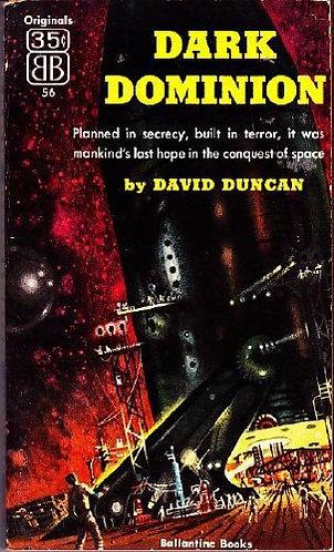 Dark Dominion by David Duncan (1954) [eBook]