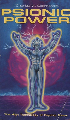 Psionic Power (Llewellyn's New Age Psi-Tech Series) (Updated) - Cosimano [eBook]