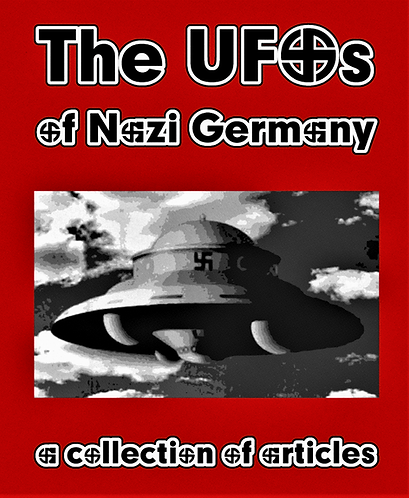 Viktor Schauberger; The Repulsine, UFO's and Flying Saucers of Nazi Germany