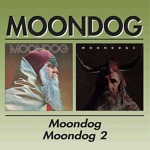 Louis Hardin - Moondog 1 & 2 (Remastered Albums 1969-71) [MP3 320]