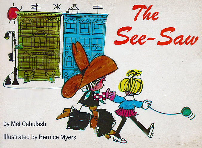 The See-Saw by Mel Cebulash & Bernice Myers (1972) [Digital]