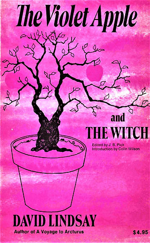 The Violet Apple and the Witch by David Lindsay (1977) [eBook]