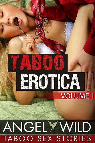 Taboo Erotica (Daddy Daughter Stories #1) byAngel Wild [eBook]