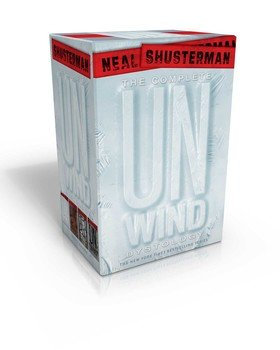Unwind Dystology Series (Complete 6 Volume eBook Set) by Neal Shusterman