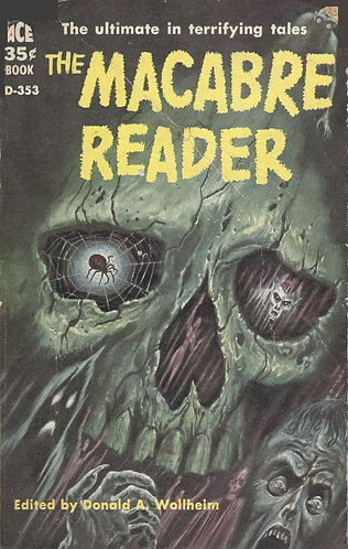 The Macabre Reader by Donald Wollheim (1959) [eBook]