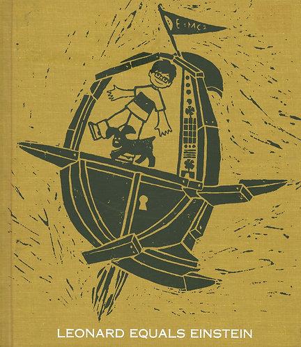 Leonard Equals Einstein by Gene Darby (1967) [Digital E-Book]