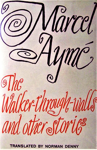 The Walker Through Walls and Other Stories (1972) by Marcel Aymé [eBook]