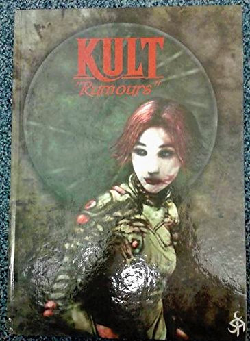 Kult Rumours Player's Guide to the Roleplaying Game by 7th Circle [RPG] SCV77001