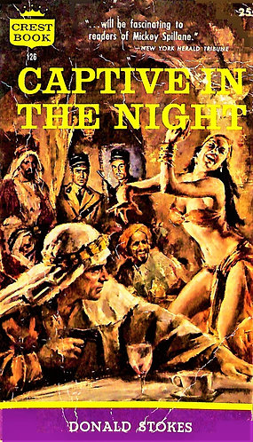 Captive in the Night by Donald Stokes [eBook]