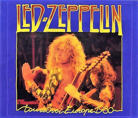 Led Zeppelin Tour Over Europe (1980) A Best Of Live Compilation Album [MP3 320]