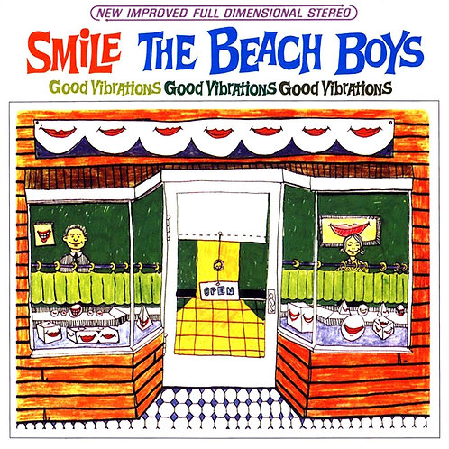 The Beach Boys SMILE (1967) Purple Chick Stereo Reconstruction [MP3 320]