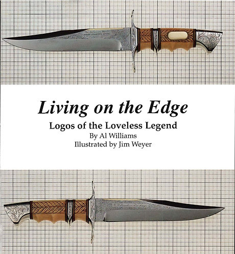 Living on the Edge: Logos of the Loveless Legend by Al Williams [eBook]