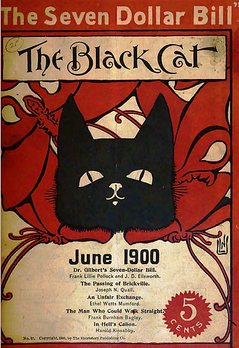 Frank Lillie Pollock - (Short) Stories from the Black Cat Pulp (1898-1909) [PDF]