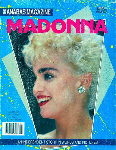 Madonna ( 1988) by Anabas back-issue magazine [Digital]