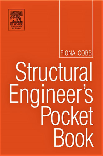 The Structural Engineer's Pocket Book by Fiona Cobb (1st ed)