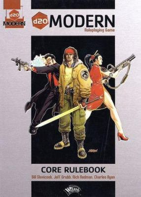 d20 Modern Roleplaying Game Guide: Core Rulebook [RPG] [PDF]