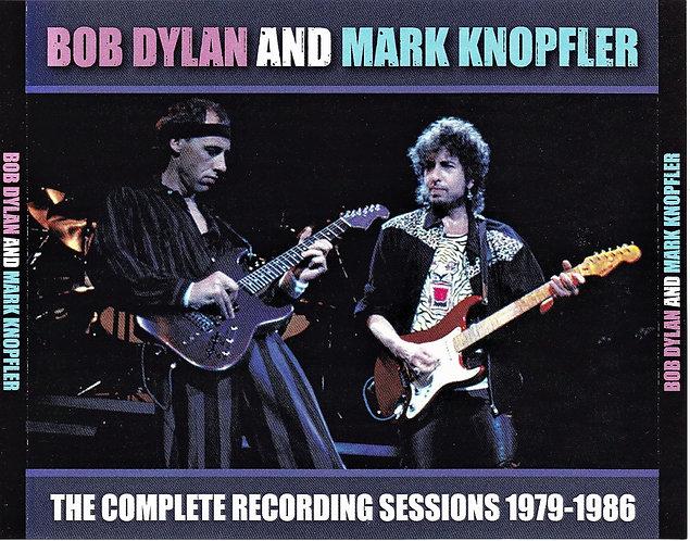 Bob Dylan & Mark Knopfler The Complete Recording Sessions (1979-1986) [Digital]