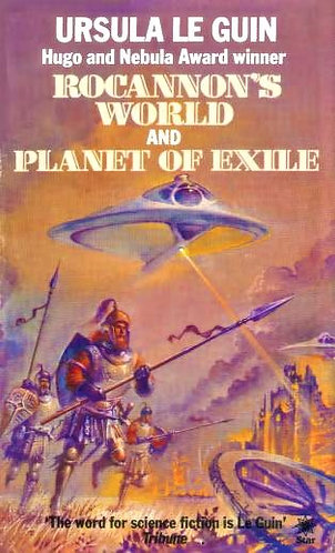 Rocannon's World & Planet Of Exile by Ursula K. Le Guin [eBook]