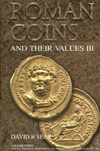 Roman Coins and Their Values (Volume III) by David Sear [eBook] Guide to