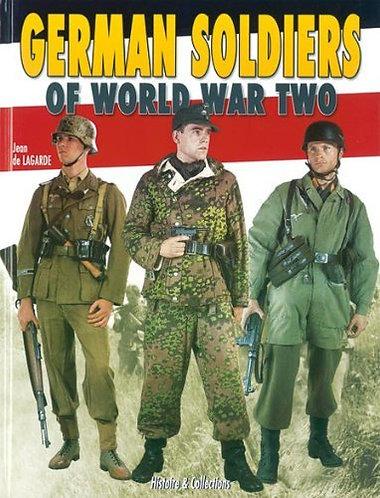 German Soldiers of World War II (2) by Jean De La Garde [eBook]