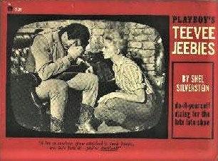 Playboy's Teevee Jeebies by Shel Silverstein [eBook]