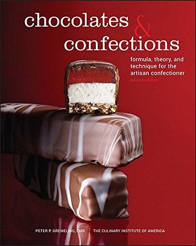 Chocolates and Confections: Formula, Theory, and Technique 2e (CIA) [eBook]