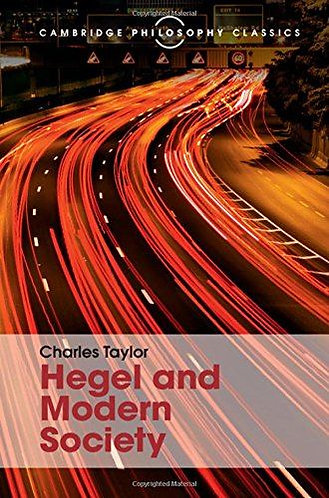 Hegel and Modern Society (Cambridge Philosophy Classics) [eBook] Charles Taylor