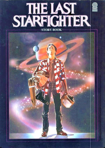 The Last Starfighter by BY LYNN HANEY (1984) Movie Storybook [Digital]