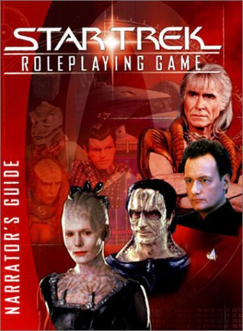 Star Trek Roleplaying Game Narrator's Guide [RPG] by Decipher [PDF]