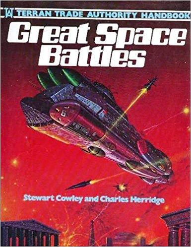 Great Space Battles (TTA) by Stewart Cowley & Charles Herridge [eBook]