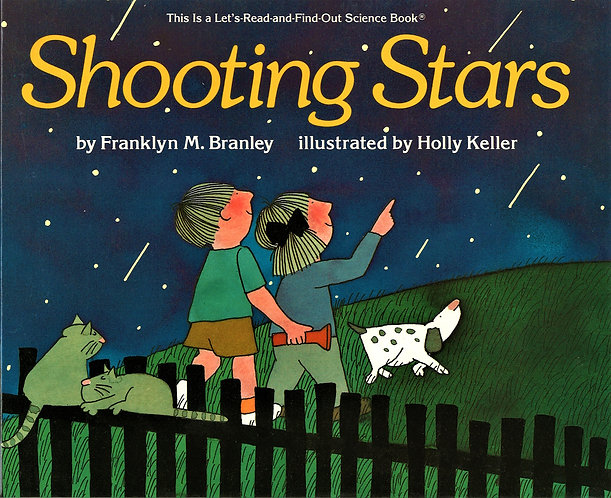 Shooting Stars (Let's-read-and-find-out: Science) by Franklyn M. Branley [PDF]