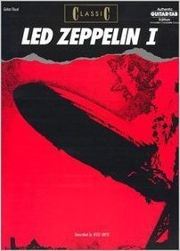 Classic LED ZEPPELIN I: Guitar & Vocal Authentic Tab Edition + Solo Works [PDF]