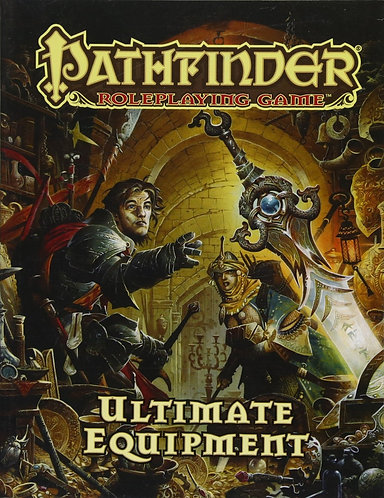 Pathfinder Roleplaying Game: Ultimate Equipment Companion Volume (RPG)  [PDF]