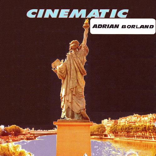 Adrian Borland - Cinematic (1995) [Digital Album]