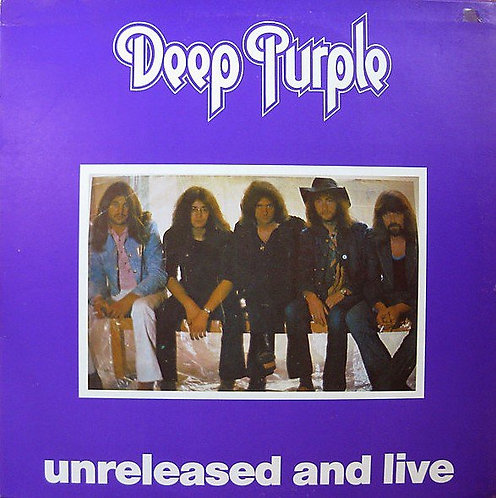 Deep Purple – Unreleased And Live 1973 (Limited Edition for Fans) [MP3]