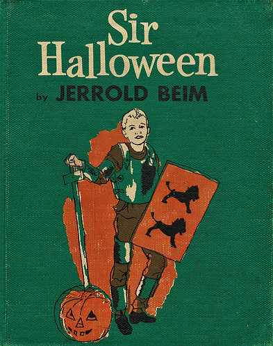 Sir HalloweenbyJerrold Beim& Tracy Sugarman (1959) [PDF]