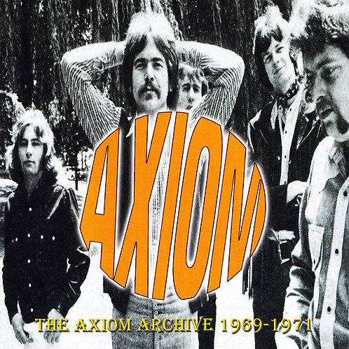 The Axiom Archive (1969-1971) Legendary Aussie Band [MP3 320] Little River Band