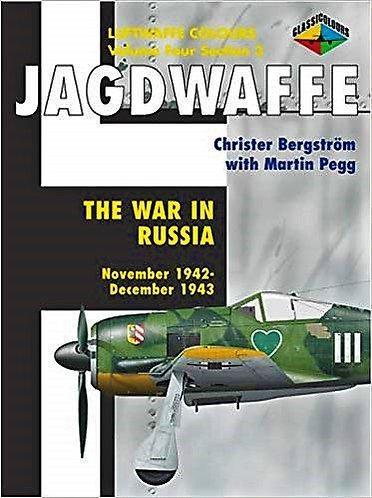 Jagdwaffe: War in Russia Nov. 1942 - Dec. 1943 (Luftwaffe Colors, Vol. 4) [PDF]