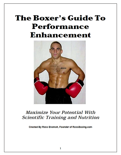 The Boxer's Guide to Performance Enhancement Training Strategies for the Fighter