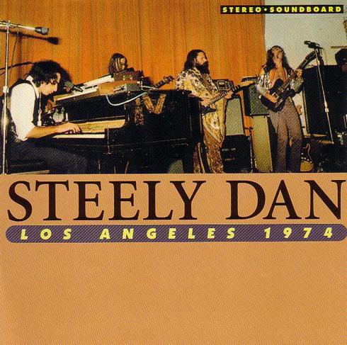 Steely Dan: Live at The Record Plant (1974) KMET [Digital 320]