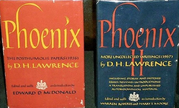 Phoenix I & 2 : The Posthumous Papers of D. H. Lawrence [eBook]