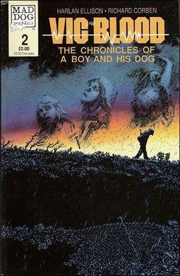 Vic and Blood: The Chronicles of a Boy & His Dog by Harlan Ellison (1969) [PDF]