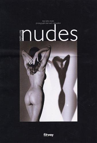Female Nudes Illustrated - Alina Reyes & Bernard Matussiere