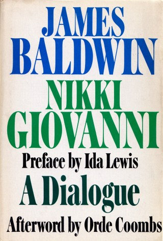 James Baldwin - Dialogue with Nikki Giovanni (1973) [eBook]