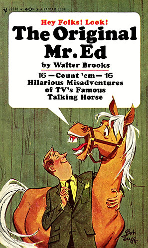The Original Mr. Ed by Walter Brooks (TV Show Novel) [eBook]