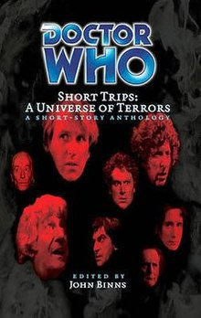 Doctor (Dr.) Who Short Trips (Series #3) A Universe of Terrors by John Binns